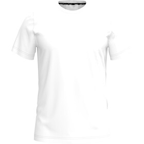 Odlo BL Ceramicool Element SS Top Crew Neck Herrer, white